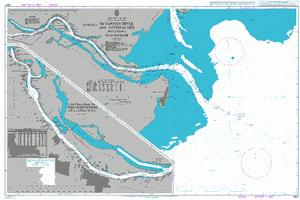 2807 – Savannah River and Approaches including Savannah