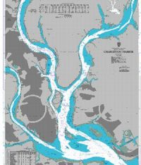 2809 – United States East Coast South Carolina Charleston Harbor