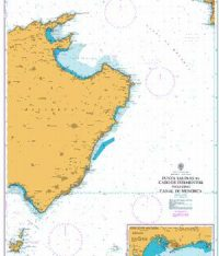 2831 – Spain Islas Baleares Mallorca East Coas, Punta Salinas to Cabo de Formentor including Canal de Menorca