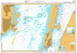 2843 – Baltic Sea Sweden East Coast Kalmarsund Middle part