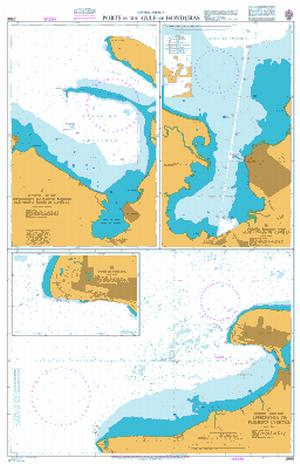 2988 – Central America Ports in the Gulf of Honduras
