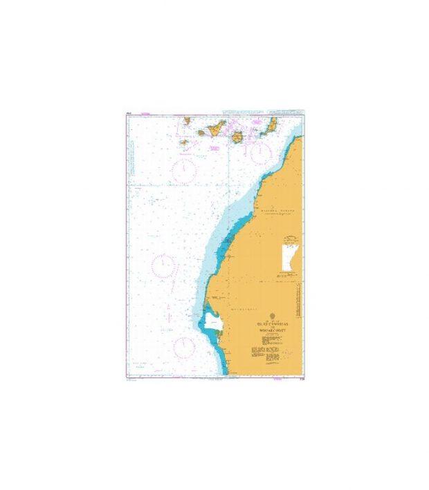 3134 – Islas Canarias to Nouakchott