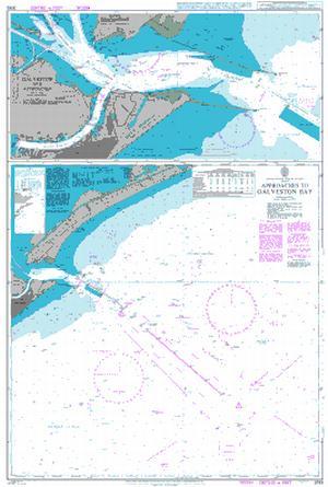 3183 – Approaches to Galveston Bay