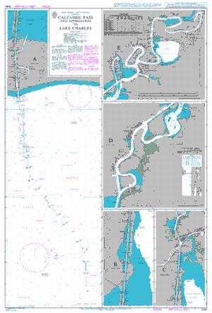 3190 – Calcasieu Pass and Approaches to Lake Charles