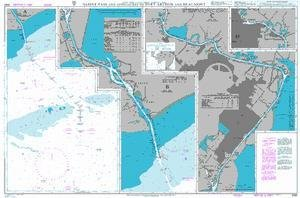 3192 – Sabine Pass and Approaches to Port Arthur and Beaumont