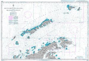 3205 – South Shetland Islands and Bransfield Strait