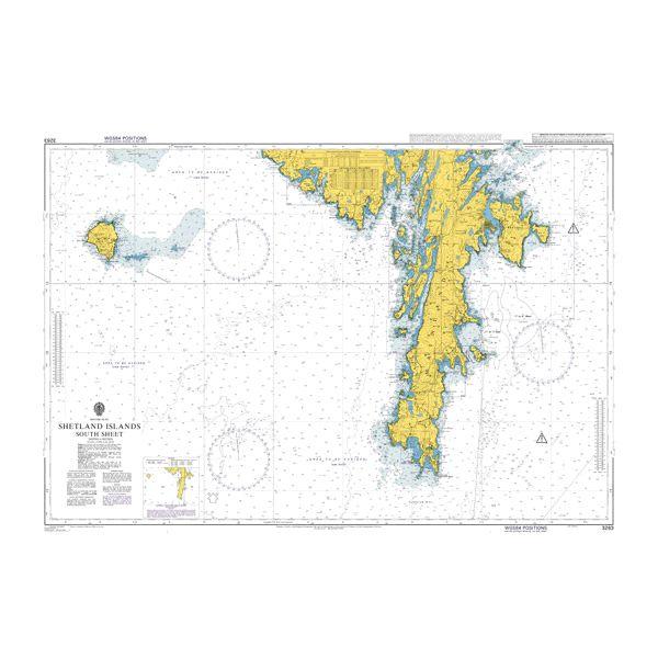 3283 – Shetland Islands South Sheet