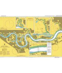 3337 – River Thames Margaret Ness to Tower Bridge