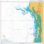 NP32A Admiralty Sailing Directions China Sea Pilot Volume 3