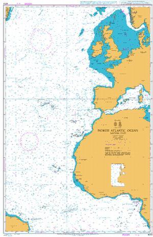 4014 – North Atlantic Ocean Eastern Part