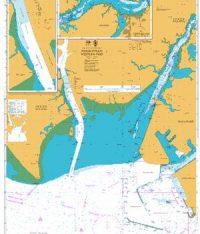 4038 – Malaysia and Singapore Johor Strait Western Part