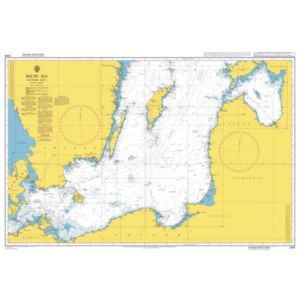 2816 – Baltic Sea Southern Sheet