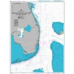 2866 – United States Bahamas Cuba Straits of Florida Cape Canaveral