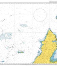 3728 – Malaysia Sabah Pulau-Pulau Mantanani to Pulau Banggi