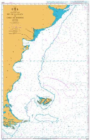 4200 – South Atlantic Ocean Rio de la Plata to Cabo de Hornos