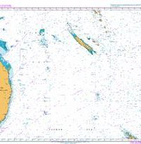 4602 – Tasman and Coral Seas Australia to Northern New Zealand and Fiji