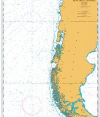 4609 -West Coast of South America Valparaiso to Islas Diego Ramirez