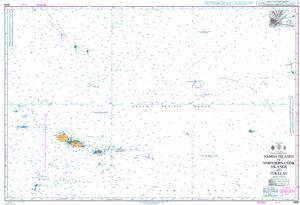 4629 – Samoa Islands to Northern Cook Islands and Tokelau