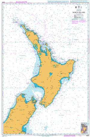 4640 -New Zealand North Island