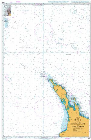 4641 – Norfolk Island to Cape Egmont