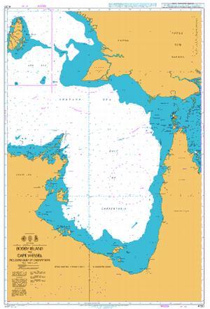 4720 – Booby Island to Cape Wessel inc. Gulf of Carpentaria