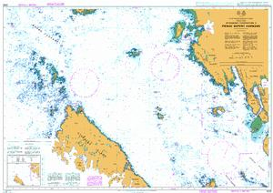 4936 – Approaches to / Approaches a Prince Rupert Harbour