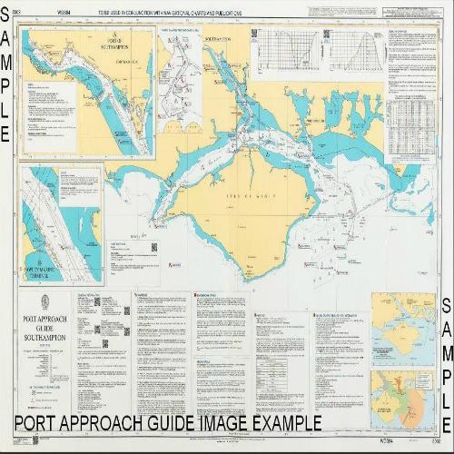 8124 – Port Approach Guide Chang Jing Baoshan Taicang and Chanshu Port
