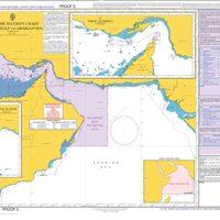 Q6111 – Maritime Security Chart Persian Gulf and Arabian Sea