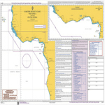Q6114 – Maritime Security Chart West Africa including Gulf of Guinea