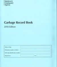 MCA Garbage Record Book