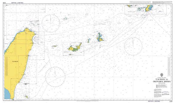 3236 – T'ai-Wan to Okinawa Shima