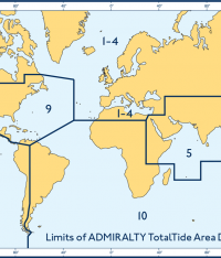Admiralty Total Tide Area 9 North America (East Coast) & Caribbean