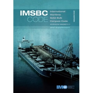 IMSBC Code and Supplement 2020