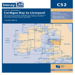 Imray C52 Cardigan Bay to Liverpool