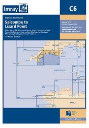 Imray C6 Salcombe to Lizard Point