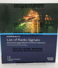 NP286(2) List of Radio Signals Vol. 6 Part 2