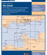 Imray C15 The Solent