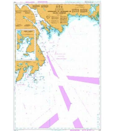 4752 – Approaches to Halifax Harbour