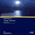 NP203 Admiralty Tide Tables (incl. Tidal Stream Tables) Volume 3 2019