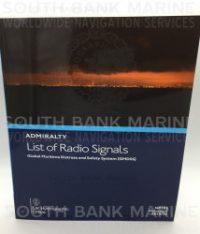 NP285 – Admiralty List of Radio Signals Volume 5 (GMDSS)