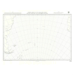 5096 – Gnomonic Planning Chart for Great Circle Sailing Southern Atlantic and Southern Oceans