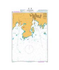 2855 – Baltic Sea Sweden South Coast Karlshamn and Stilleryd
