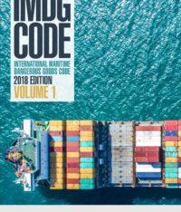 IMDG Code 2018 Edition (inc Amdt 39-18) Book (2 Vols)