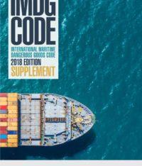 IMDG Code Supplement 2018