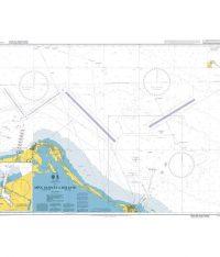 2578 – Mediterranean Sea Egypt Mina Dumyat to Bur Said