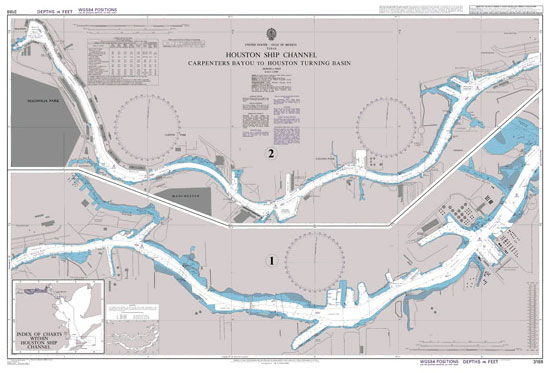 3188 – Houston Ship Channel Carpenter Bayou to Houston Turning Basin