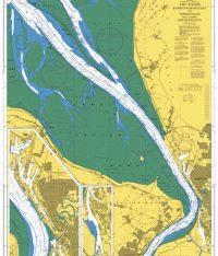 DE4 – North Sea Germany River Weser Robbenplate to Reiherplate