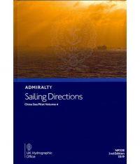 NP32B Admiralty Sailing Directions China Sea Pilot Volume 4