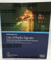 NP286(1) List of Radio Signals Vol. 6 Part 1