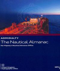 NP314-20 Admiralty The Nautical Almanac